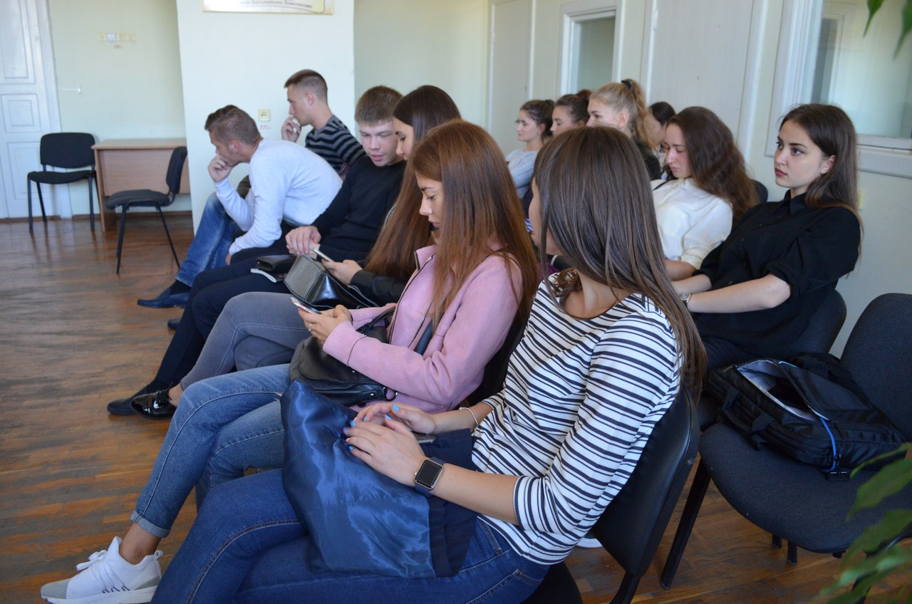 Время Действовать в МГУ
